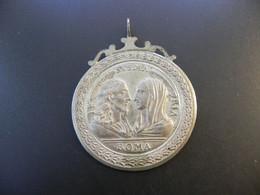 Old Pilgrim Medal - Italy Italia - Sysma Roma - Non Classificati