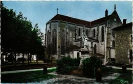 CPA BELMONT - Place Jeanne-d'Arc (430283) - Belmont De La Loire