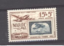 Maroc  -  Avion  :  Yv  84  ** - Airmail