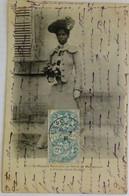 15 Sa Majesté Ranavalo Ex Reine De Madagascar à Vic Sur Cère (Cantal) - Non Classés