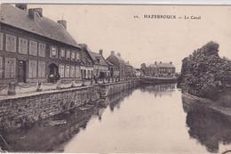 Hazebrouck Le Canal - Hazebrouck