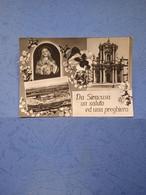 Italia-sicilia-siracusa-un Saluto Ed Una Preghiera-fg-1954 - Siracusa