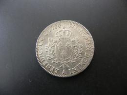 France 1 Ecu 1784 A Silver - 1774-1791 Louis XVI