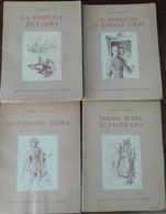 Collana I Grandi Scrittori Stranieri-Wilde, Stendhal, Racine,V. Gogol-Torinese-A - Libri Antichi