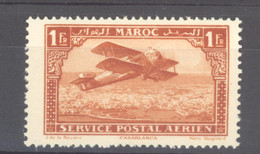 Maroc  -  Avion  :  Yv   7  ** - Luchtpost
