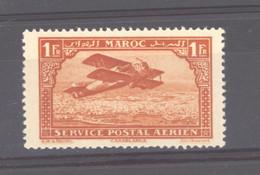 Maroc  -  Avion  :  Yv   7a  *  Type I - Luchtpost