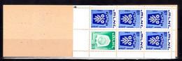 IL55- ISRAEL – 1970 - BOOKLETS – MI # 326(x1)-486(x5) MNH 7 € - Markenheftchen