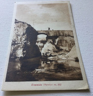 Travesto Pordenone Ponte Ponticc Viaggiata 1933 - Pordenone