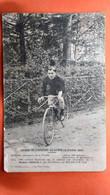 CPA (85) Fontenay Le Comte. Course Du 17 Octobre 1909. BESSON.  Champion De Vendée.  (AB.1970) - Fontenay Le Comte