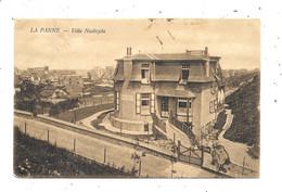 La Panne NA158: Villa Nadiejada 1908 - De Panne