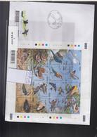 Malta Michel Cat.No. FDC Sheet 1172/1187 Birds - Malta