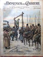 La Domenica Del Corriere 13 Marzo 1904 Inondazioni Sardegna Magrini Metrico York - Autres