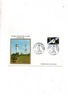 Biscarrosse 40 Centre D'Essais Des Landes Lettre  Du 6 Juillet 1985 - Briefe U. Dokumente