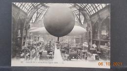 CPA - Salon De L'Aéronautique 1908 - Ballon - Globos