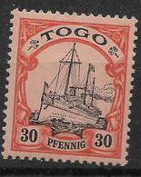 Deutsche Auslandspost, Schöner Ungebrauchter Wert Der Ausgabe Für Togo Von 1900 - Kolonie: Togo