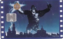 FRANCE - King Kong, Star Cinema, Used - Cinema