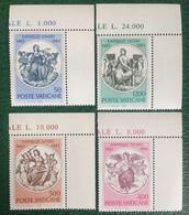 1983 - Vaticano - Raffaello Sanzio - Serie  Quattro Valori - Nuovi - Nuovi