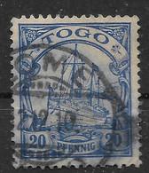 Deutsche Auslandspost,  Schöner Gestempelter Wert Der Ausgabe Für Togo Von 1900, LOME - Kolonie: Togo