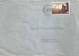 "Feldpost Brief  ""Territorial Mitr.Kp. IV/177""  (Internement En Suisse)          1940 - Briefe U. Dokumente"