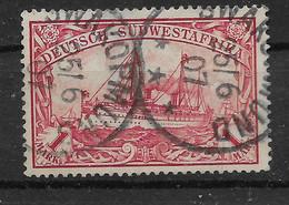 Deutsche Auslandspost,  Guter  Ungebrauchter Wert Der Ausgabe Für Südwestafrika Von 1901, BPP-geprüft - Colony: German South West Africa