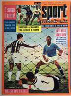 1956 SPORT ILLUSTRATO N 38 Ciclismo Juventus Inter Calcio Pugilato Ippica Coppi Bartali MILANO JUVENTUS BASKET - Sport