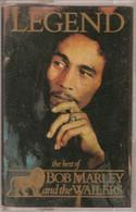 MX12 - BOB MARLEY : LEGEND - Cassette