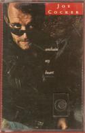 MX01 - JOE COCKER : UNCHAIN MY HEARTH - Cassette