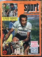 1956 SPORT ILLUSTRATO N 37 Ciclismo Motociclismo Monza Calcio Pugolato  BASKET - Sport