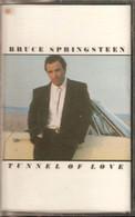 MX08 - BRUCE SPRINGSTEEN : TUNNEL OF LOVE - Cassette