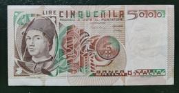 5000 Lire 03-11-1982 Antonello Da Messina - 5000 Liras