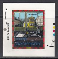 2015 Denmark Stamp Art Complete Set Of 1 MNH @ BELOW FACE VALUE - Unused Stamps