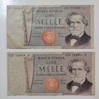 1000 Lire 1980 Giuseppe Verdi - 1000 Liras