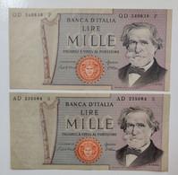 1000 Lire 1981 Giuseppe Verdi - 1000 Liras