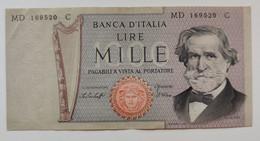 1000 Lire 1979 Giuseppe Verdi - 1000 Liras
