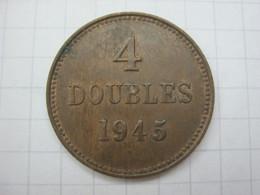 Guernsey 4 Doubles 1945 - Guernsey
