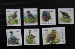 3264/70 'Buzin: Vogels' - Ongetand - Côte: 350 Euro - Ungezähnt