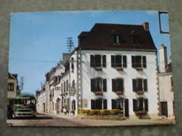 """D29 - RIEC Sur BELON - L'HOTEL RESTAURANT """"CHEZ MELANIE"""" 1972 ( Bus ) - Otros Municipios"""