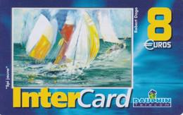 Intercard Spi Jaune - Antilles (Françaises)