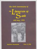 Guernsey, SARK - '50th Anniversary Liberation Of Sark' 10th May 1995 - Europa