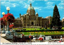 (4 A 42) Canada - Legislative Building - Monumenti