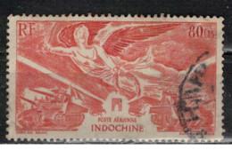 INDOCHINE        N°  YVERT  PA 39 ( 6 )  OBLITERE       ( Ob   3 / 61  ) - Aéreo