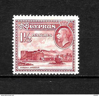 LOTE 2192  ///    COLONIAS INGLESAS - CHIPRE *MH - Cyprus (...-1960)