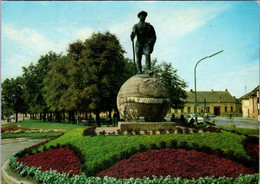 (4 A 45) Statue Of Jelky András-Denkmal (Hungary ?) - Monumenti