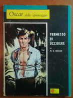 Permesso Di Uccidere - Braun - Europa - 1966 - M - Gialli, Polizieschi E Thriller