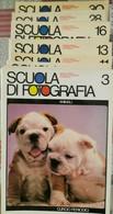 Scuola Di Fotografia - 15 Numeri  Di Aa. Vv.,  Curcio Periodici - ER - Arte, Design, Decorazione
