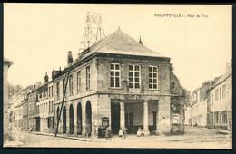 CPA - Carte Postale - Belgique - Philippeville - Hôtel De Ville ( CP18523OK+) - Philippeville