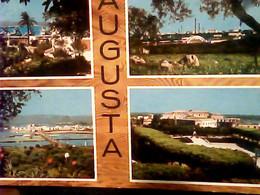 AUGUSTA VEDUTE  V1963 IG10458 - Siracusa