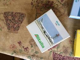 SCABAK 1:600 BOEING 747 ALITALIA BACI PERUGINA ! - Aerei
