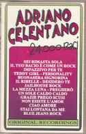 MN21 - ADRIANO CELENTANO : 24.00 BACI - Cassette