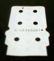 Sagem - RC712 (Portable) - Membrane Clavier Non Testé 18559027-5 - Telefonia